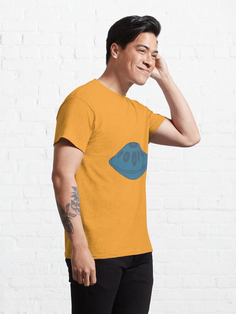 Alternate view of Handpan Classic T-Shirt