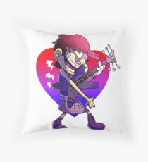 The Loud House Luna Loud and Guitar Throw Pillow