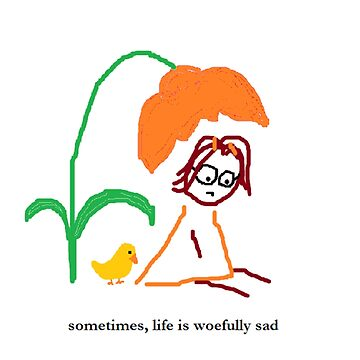 Jenny Quips:  Woefully Sad by JennyQuips