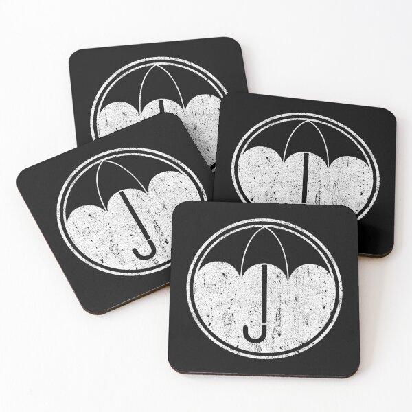 Umbrella Academy Symbol Coasters (Set of 4)