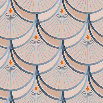 Art Deco in Light Shades by torysevas