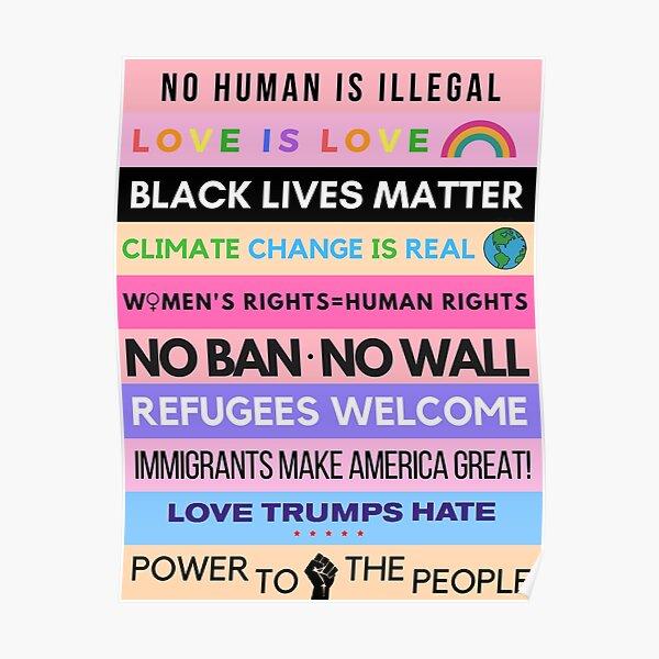 Feminism Sticker/Print Poster