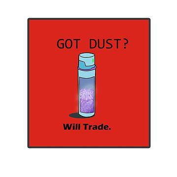 Got Dust? by jomzojeda