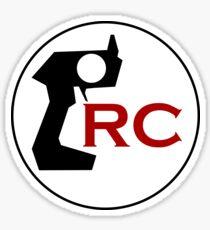 RC Car/Plane/Boat Hobby Sticker