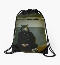 Determined to be Different Drawstring Bag