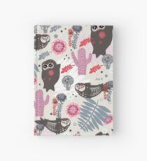 Playful Forest Hardcover Journal
