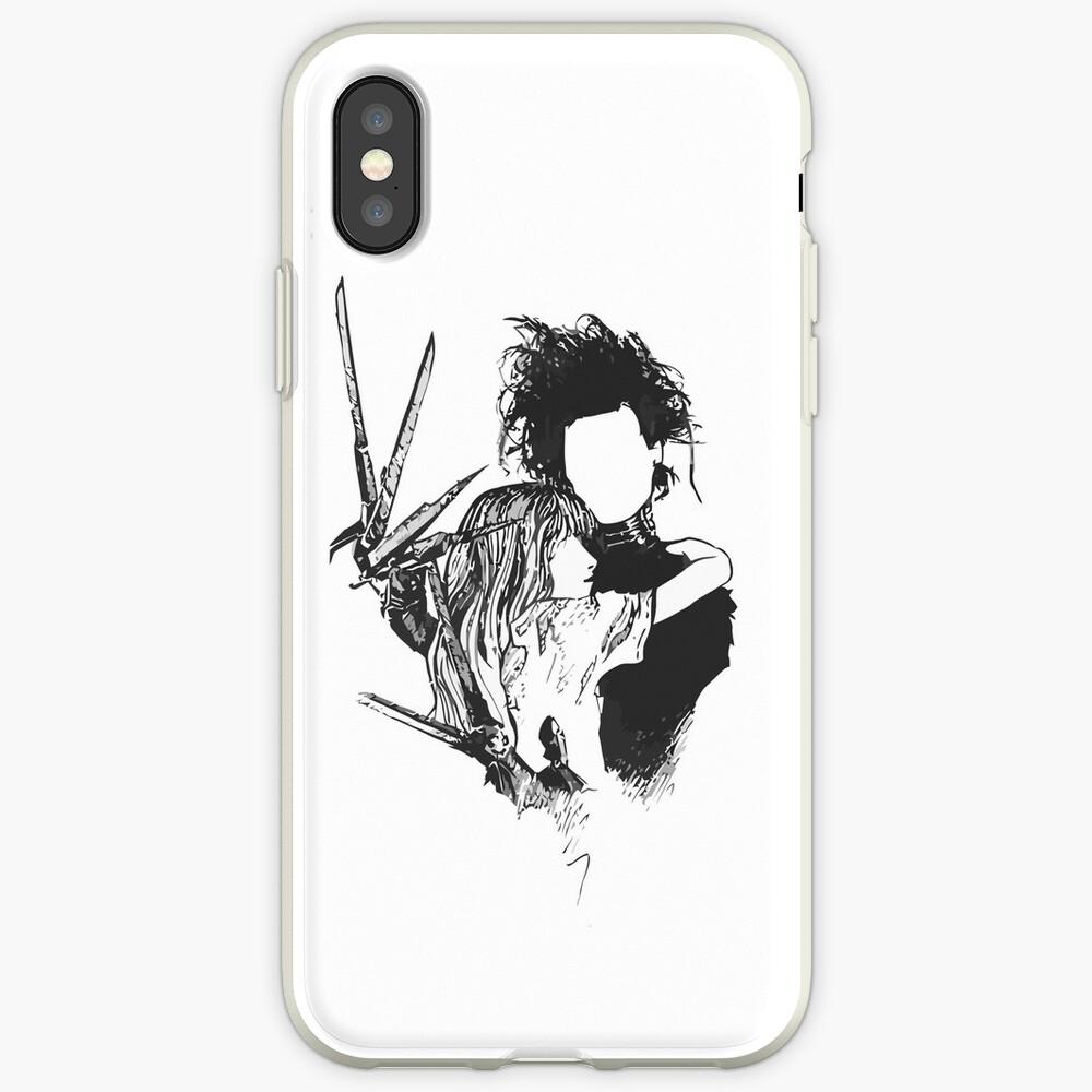 Scherenhände iPhone-Hüllen & Cover