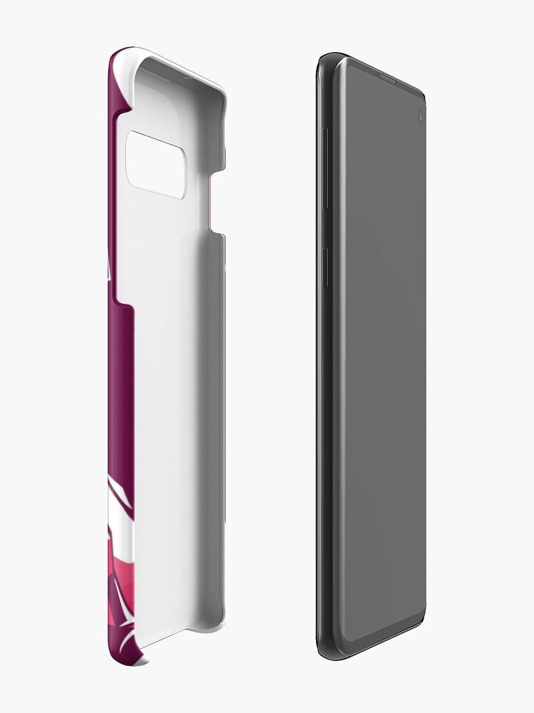 Alternative Ansicht von Mia Wallace Hülle & Klebefolie für Samsung Galaxy