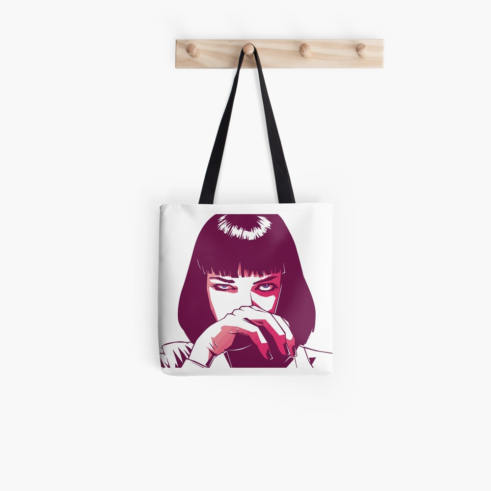 Mia Wallace Stofftasche