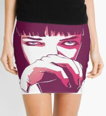 Mia Wallace Mini Skirt