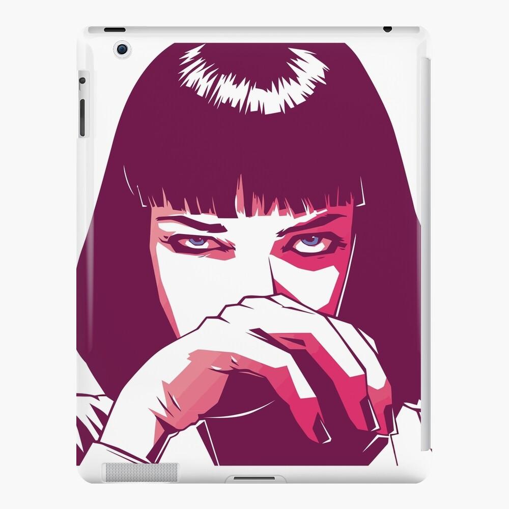 Mia Wallace iPad-Hülle & Skin