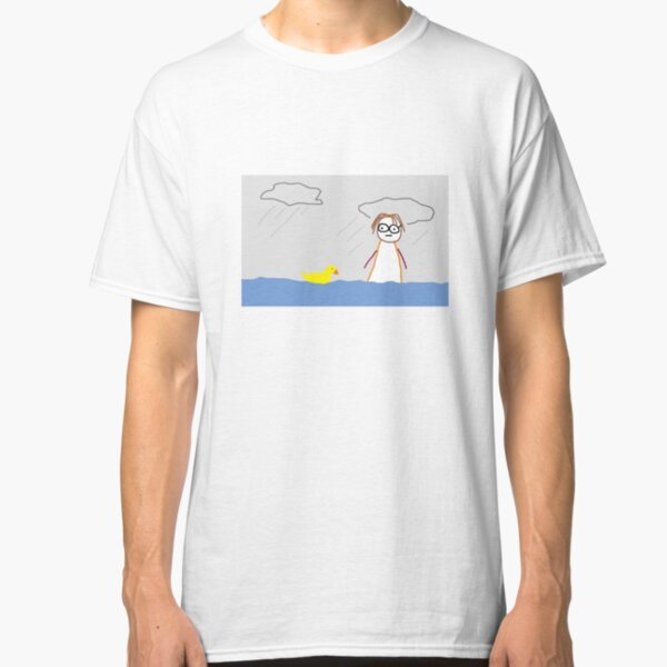Jenny Quips:  It Rained for 40 days Classic T-Shirt