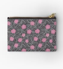 the wild roses  Zipper Pouch