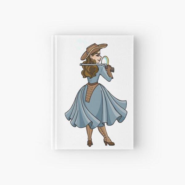 Annie Oakley - Annie get your gun! Hardcover Journal