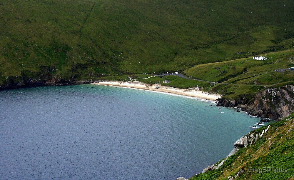 Keem Bay, Achill by GregBPhotos