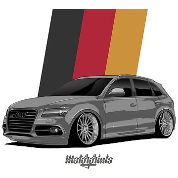 Sport Q5 (gray) by MotorPrints