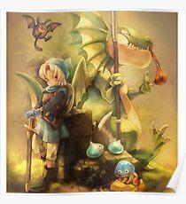 Dragon Quest Poster
