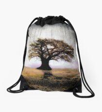 Desolate II Drawstring Bag