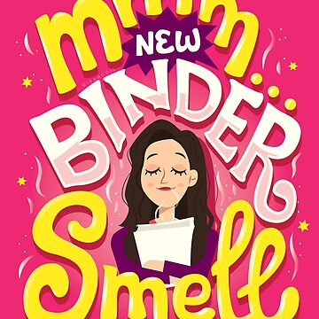 New Binder Smell by risarodil