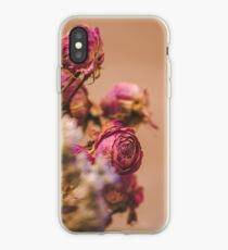 dried rose, roses, flower, flowers iPhone Case