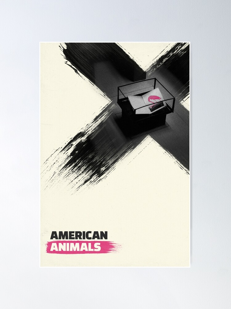 Alternate view of American Animals Poster