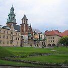 Wawel Cathedral by Elena Skvortsova