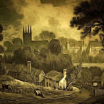 A 19th century view of Kent, England by ZipaC
