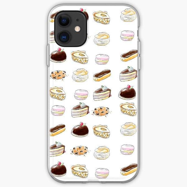 Just Desserts iPhone Soft Case