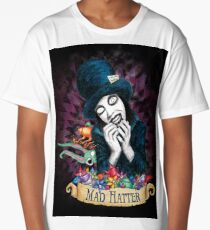 Mad Hatter Long T-Shirt