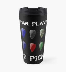 Guitar Players Are Picky Guitarist Travel Mug