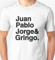 El Fab Cuatro Unisex T-Shirt