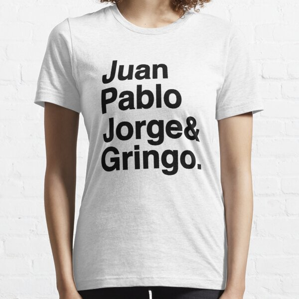 El Fab Cuatro Essential T-Shirt
