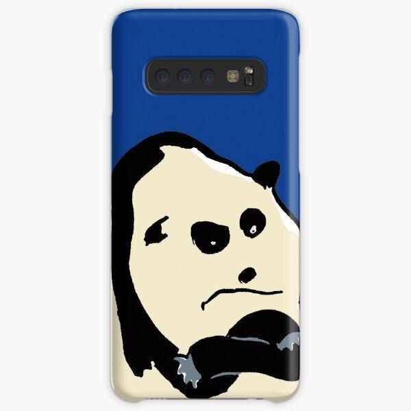 panda bear Samsung Galaxy Snap Case