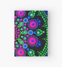 Little Dot Mandala - Art&Deco By Natasha Hardcover Journal