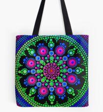 Little Dot Mandala - Art&Deco By Natasha Tote Bag