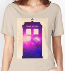 Tardis Universe Women's Relaxed Fit T-Shirt