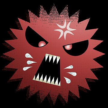 Rage Knob - grunge look by Mahkor
