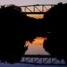 Night Over The Leeds-Liverpool Canal by tonymm6491