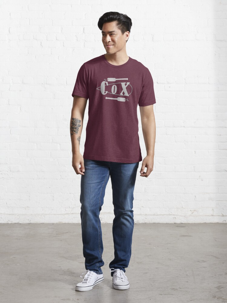 Alternate view of Cox Board Oars Essential T-Shirt