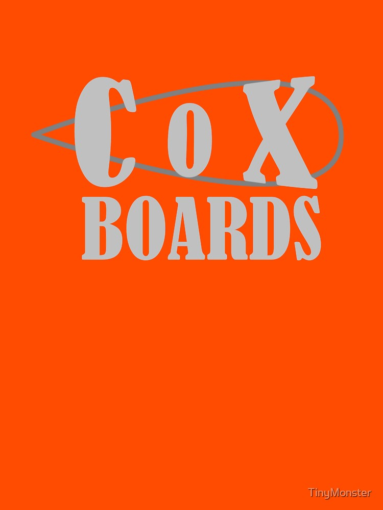 Cox Boards by TinyMonster