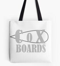 Cox Boards Tote Bag