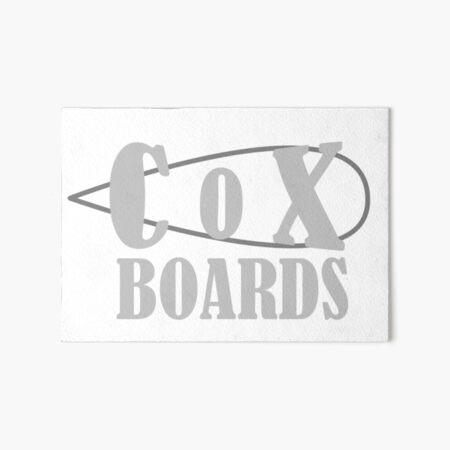 Cox Boards Art Board Print