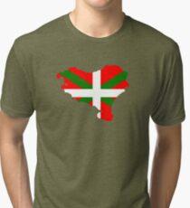 Euskal Herria Tri-blend T-Shirt