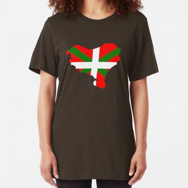Euskal Herria Slim Fit T-Shirt