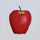 One Simple Apple by lisavonbiela