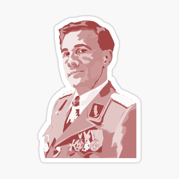 Hans Landa Sticker