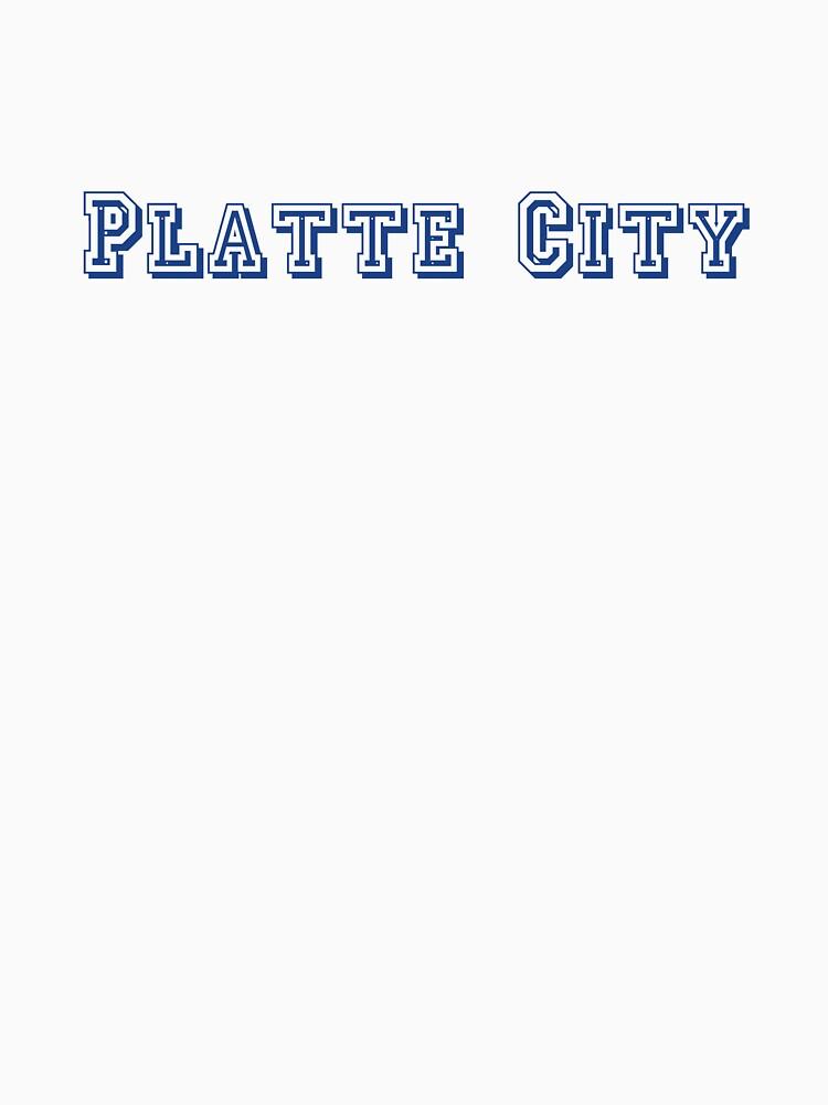 Platte Stadt von CreativeTs