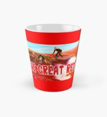 Ride The Great Red Wave Tall Mug
