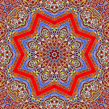 Medieval Kaleidoscope by bloomingvine