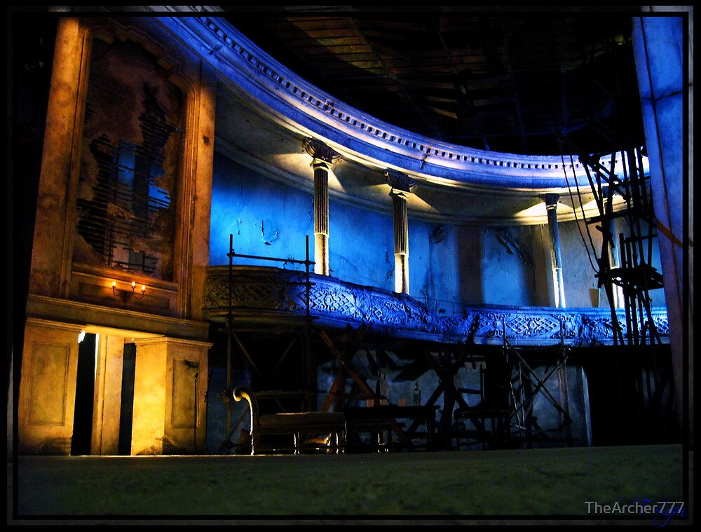 The Courtyard Theatre by TheArcher777